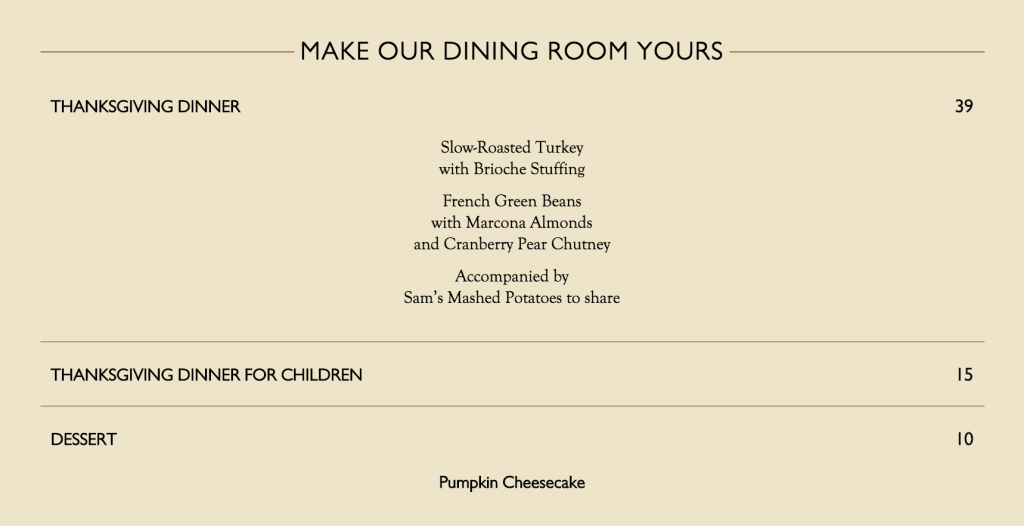 Capital Grille Thanksgiving Menu 28 Images The Capital Grille 251 Photos Steakhouses Garden
