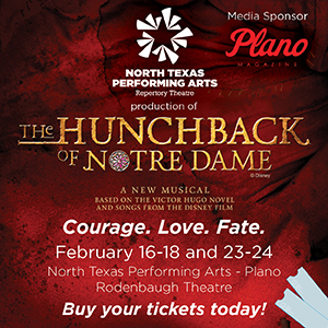 North Texas Preforming Arts – Hunchback