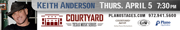 City of Plano – Courtyard Music Series