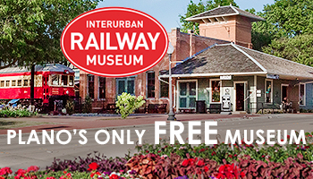 Best of Plano 2018 – Interurban Railway Museum