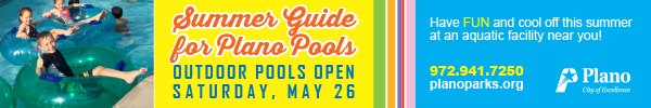 City of Plano – Summer Guide to Pools
