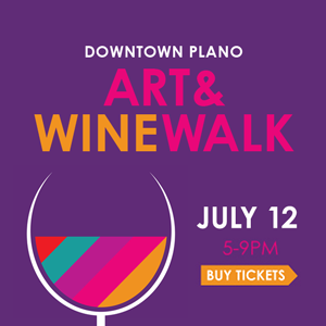 Wine Walk July 2018