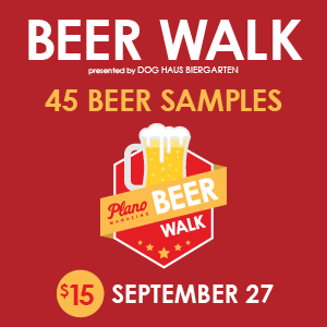 Beer Walk 2018 – Large Box Ad