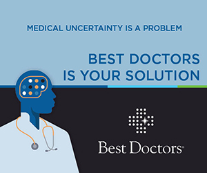 Best Doctors – Large Box Ad 2018