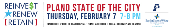 City of Plano – State of the City 2019