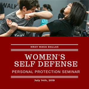 Krav Maga – Women's Self Defense 2019