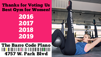 Best of Plano 2019 – The Barre Code Plano