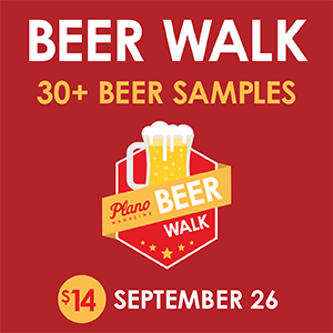 Beer Walk – Large Box Ad