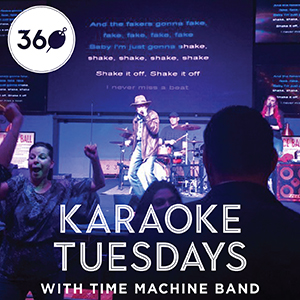 Sambuca360 – Karaoke Tuesdays 2020