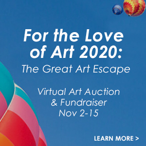 ArtCentre of Plano – For the Love of Art 2020