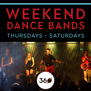 Sambuca360 – Weekend Dance Bands